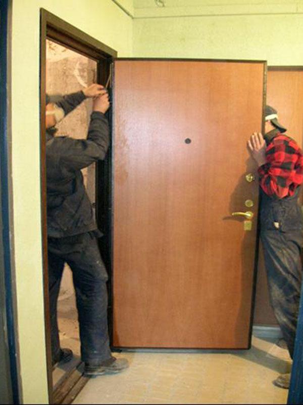 Ремонт дверей в квартире своими руками фото 18